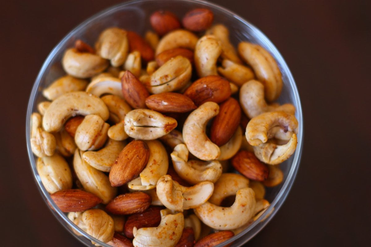 Chipotle-Lime Mixed Nuts Recipe — Dishmaps