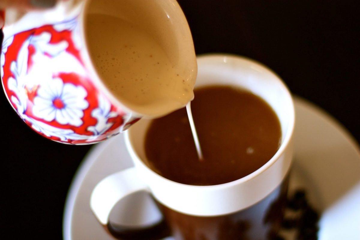 French Vanilla Coffee Creamer (Dairy