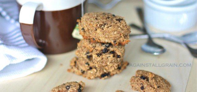 Paleo Breakfast Cookies - from Against All Grain
