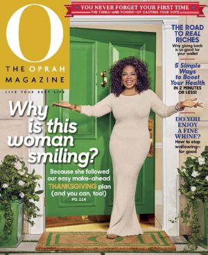 O, The Oprah Magazine