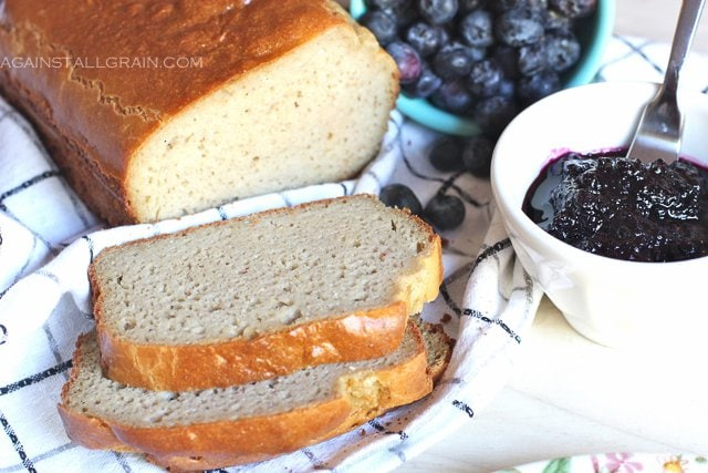 Grain-Free Paleo Bread