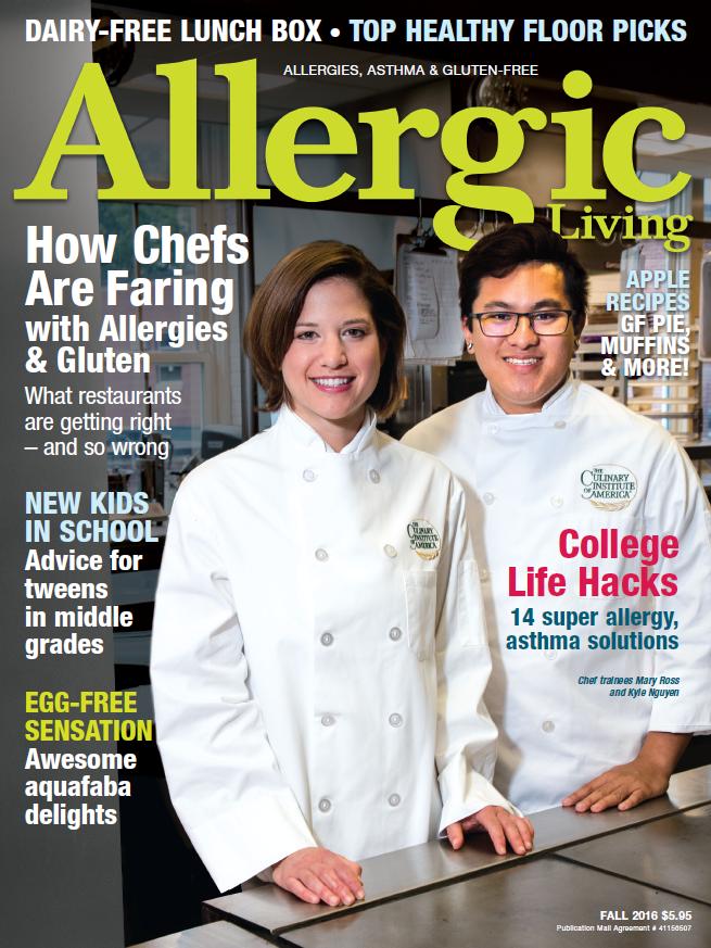 Allergic Living Magazine