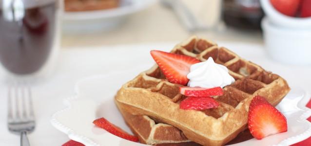Grain-Free Waffles by Against all Grain