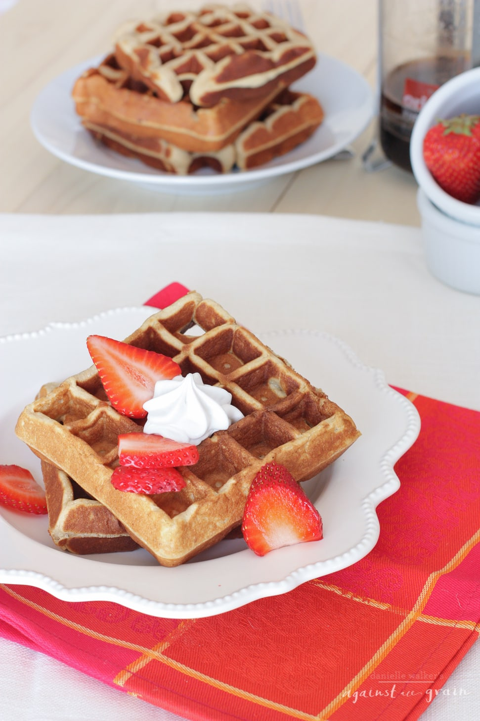 Grain-Free Waffles by Danielle Walker