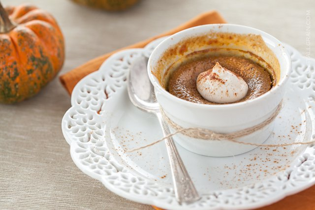 Pumpkin Custards With Ginger And Cinnamon Recipes — Dishmaps