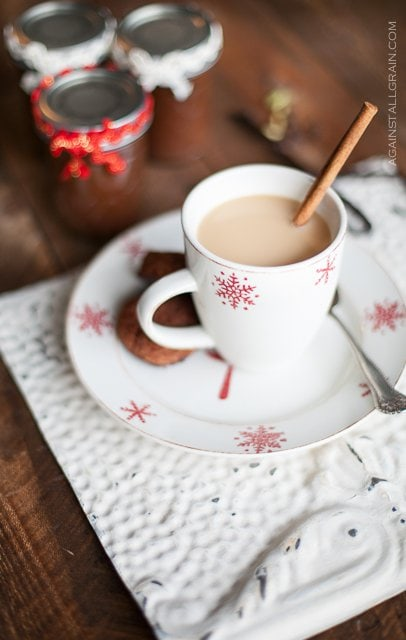 Paleo Chai Tea Latte