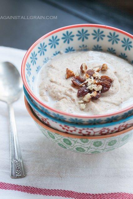 #Whole30 Banana Porridge