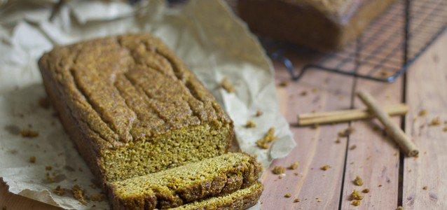 Slim Palate Guest Post on Against All Grain - Paleo Pumpkin Bread