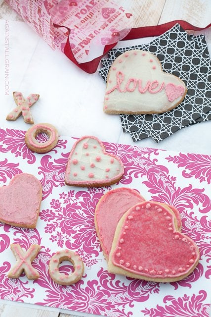 Grain-Free Sugar Cookies from Against All Grain (Paleo, SCD)
