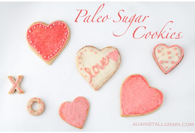 Paleo Cut Out Cookies By Against All Grain Dairy Free Refined