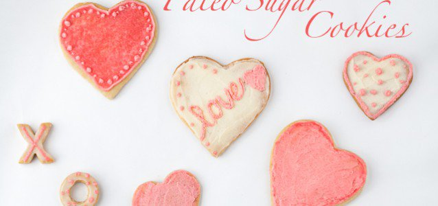 Paleo Sugar Cookies from Against All Grain