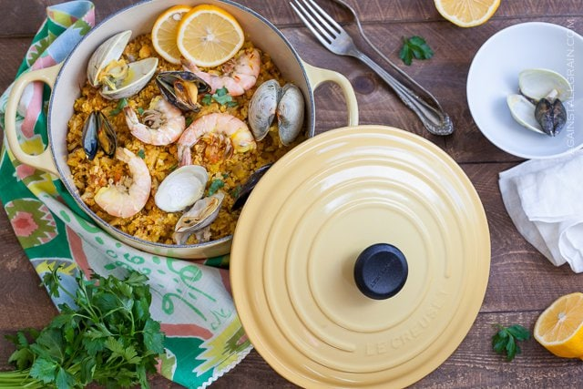 Le Creuset Giveaway - Against All Grain
