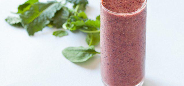 Green Smoothie by Against All Grain