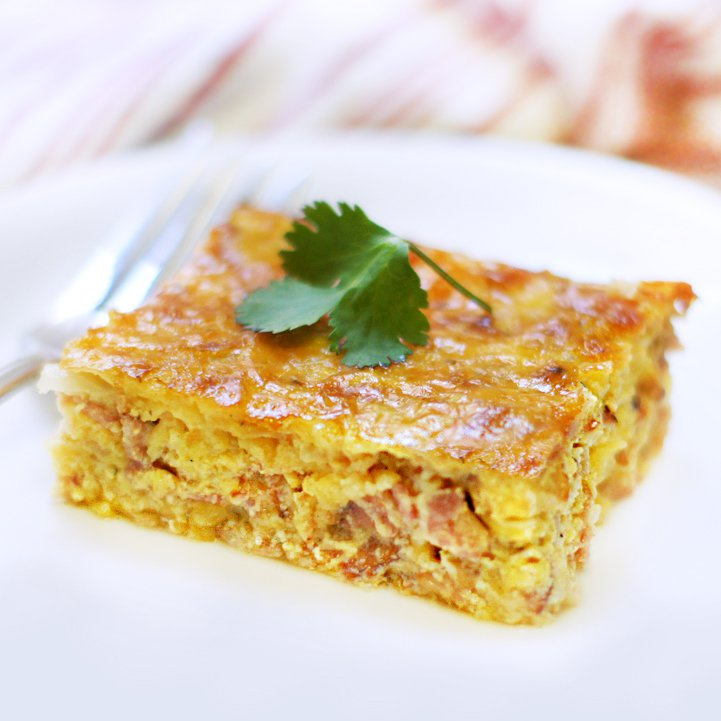 Guest Post: Bacon and Gruyere Egg Casserole