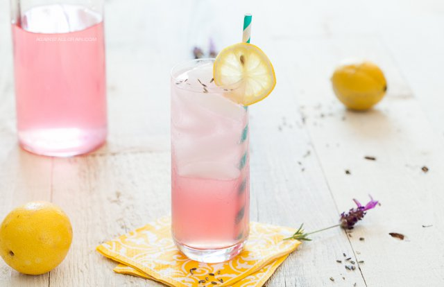 Lavender Lemonade by Against All Grain