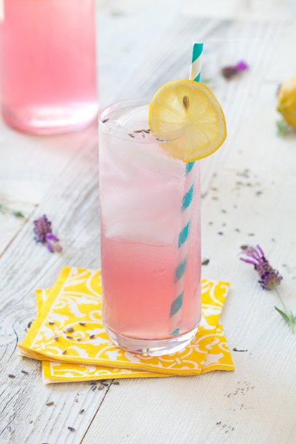 Lavender Lemonade by Against All Grain #paleo #glutenfree #againstallgrain