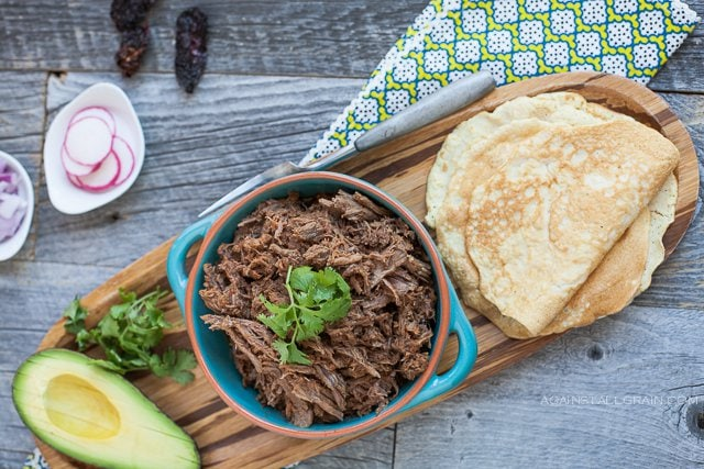 Chipotle Barbacoa by Against All Grain #paleo #grainfree