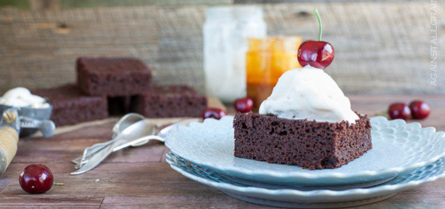 Against all Grain Cookbook Brownies