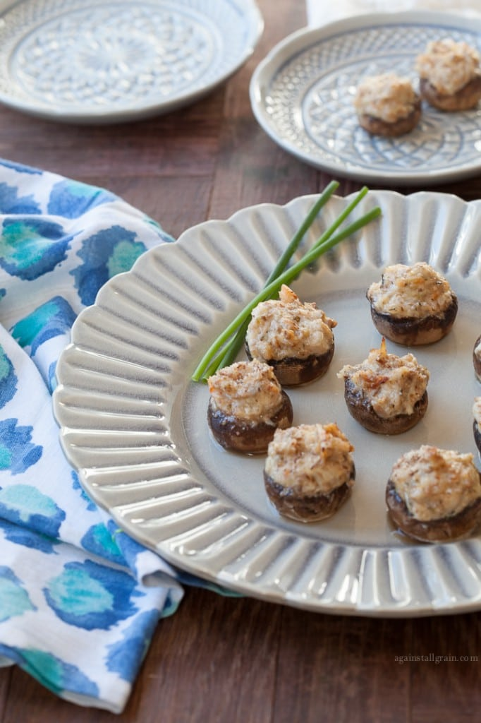 Stuffed_Mushrooms1-Against All Grain