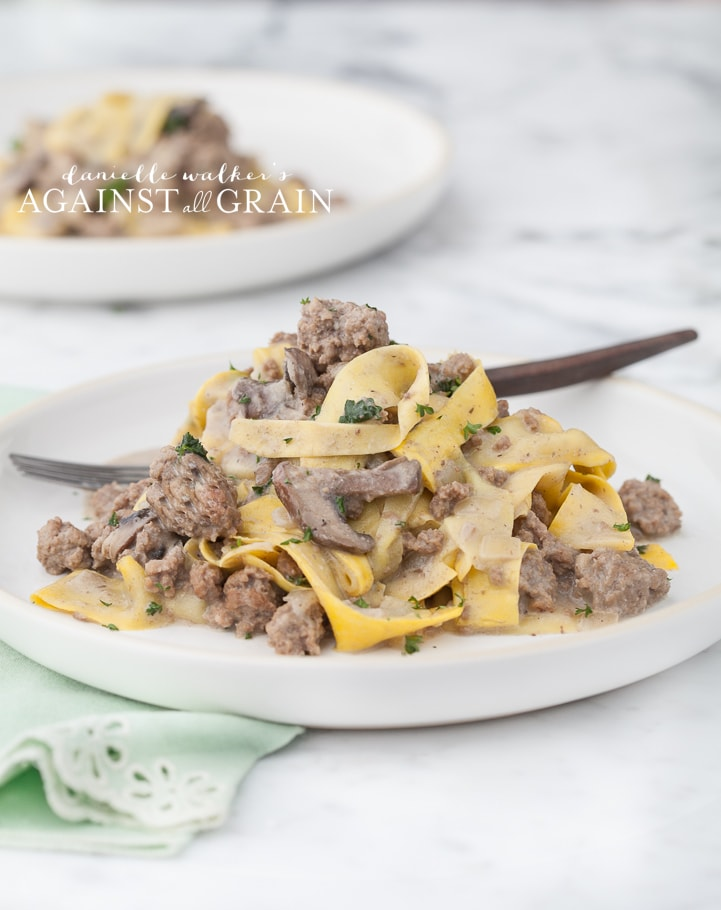 Beef Stroganoff - Meals Made Simple