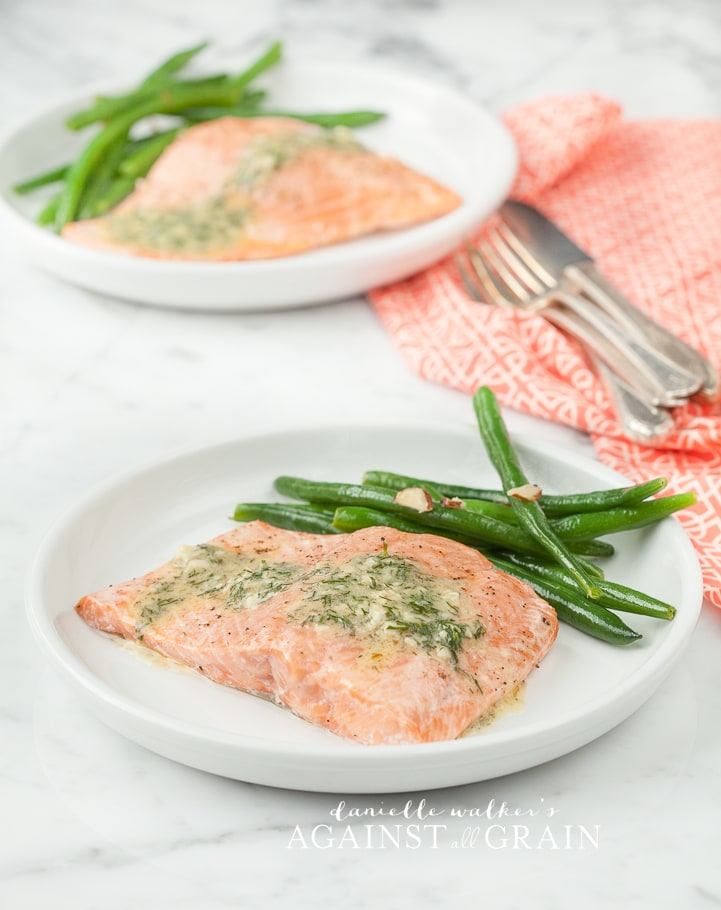 Creamy Dill Salmon-Meals Made Simple