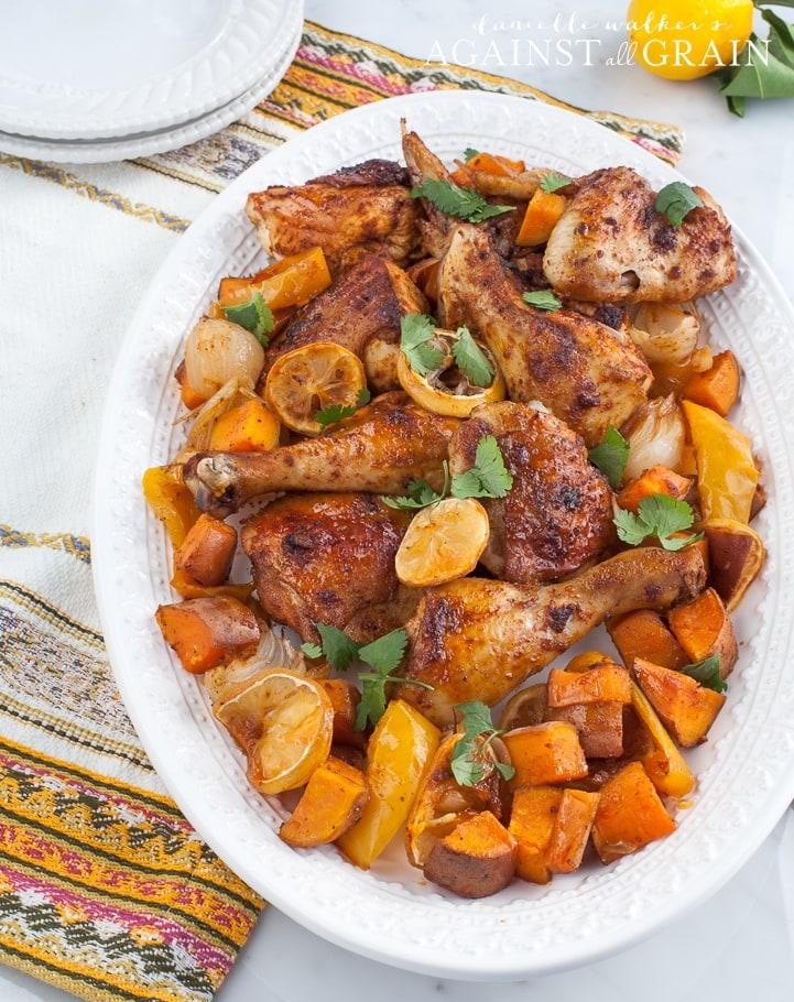Peruvian Chicken - Meals Made Simple
