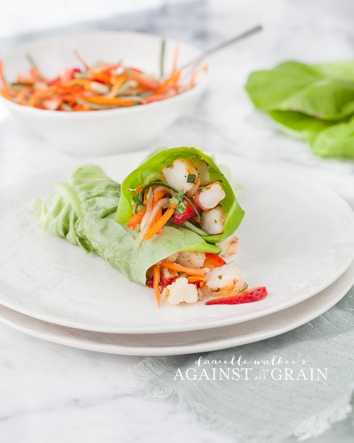 Summer Shrimp Rolls - Meals Made Simple