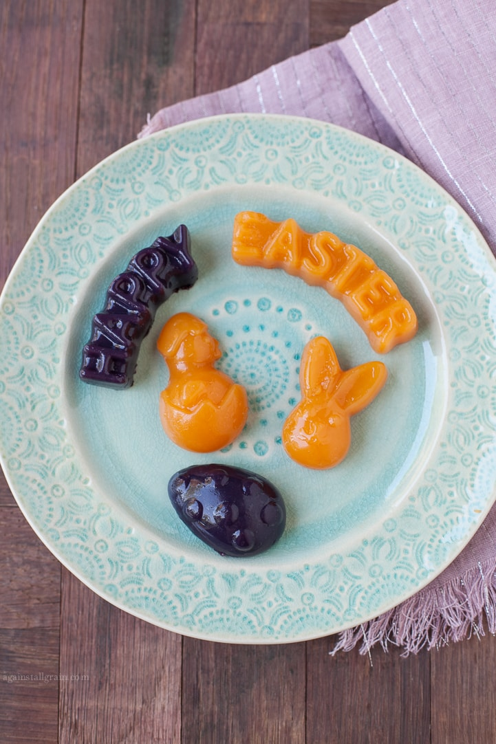 Paleo Jello Shapes by Danielle Walker's Against all Grain