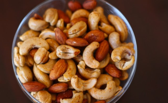 chili lime nuts