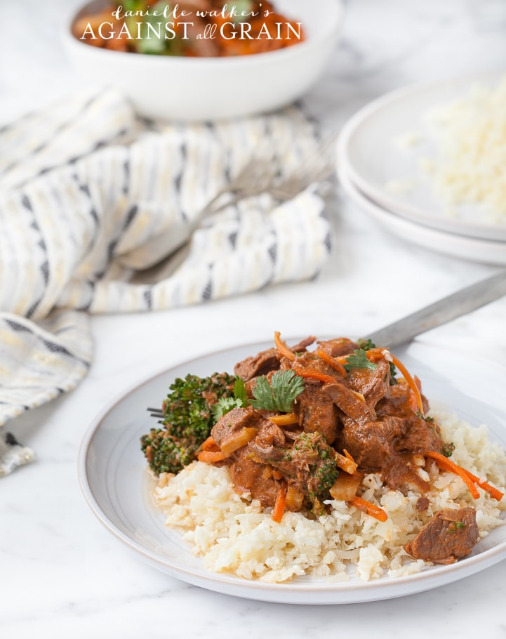 Thai Stew - Meals Made Simple