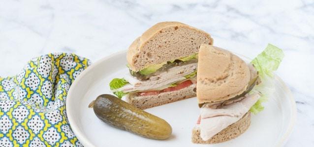 Danielle Walker's Against all Grain Sandwich_Rolls 2