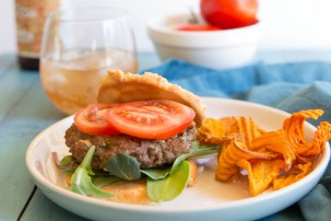 Guest Post: Paleo Cajun Burger