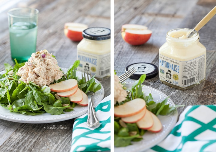 Tuna Salad by Danielle Walker's Against all Grain