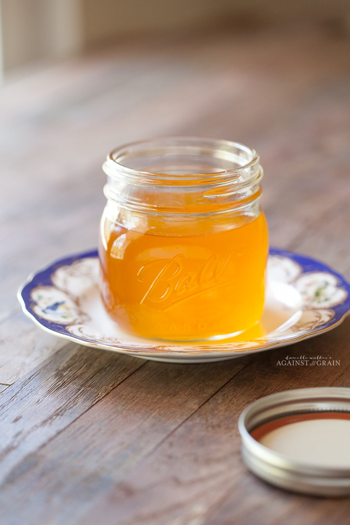 Homemade Ghee from Against all Grain