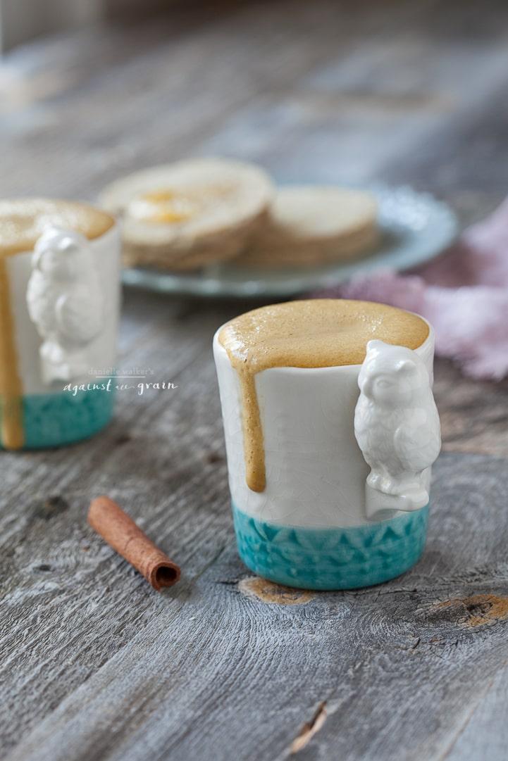 Pumpkin Latte by Danielle Walker's Against all Grain
