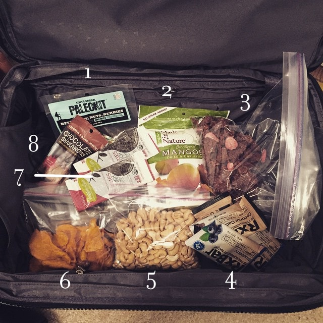 Great Camping Meals Road Trip Food Ideas: Against All Grain - Delectable Paleo