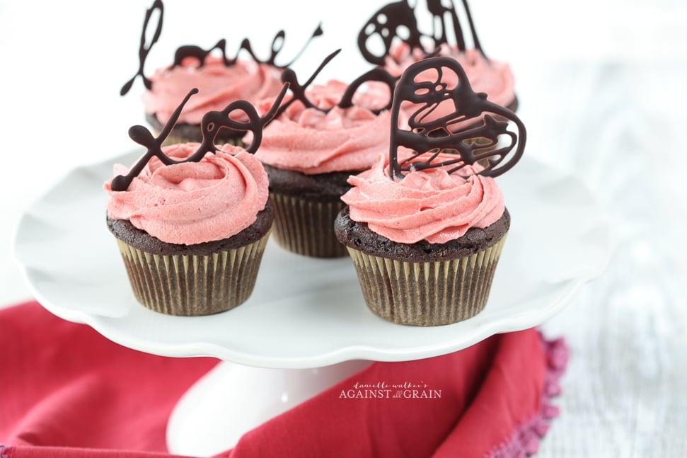 Choc Straw Cupcakes-042