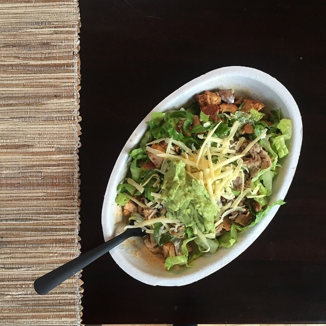 Asher_isn_t_feeling_well_so_I_picked_up_Chipotle_quickly_for_Ryan_and_I_for_dinner._I_added_my_own_grass-fed_cheddar_at_home____aageats
