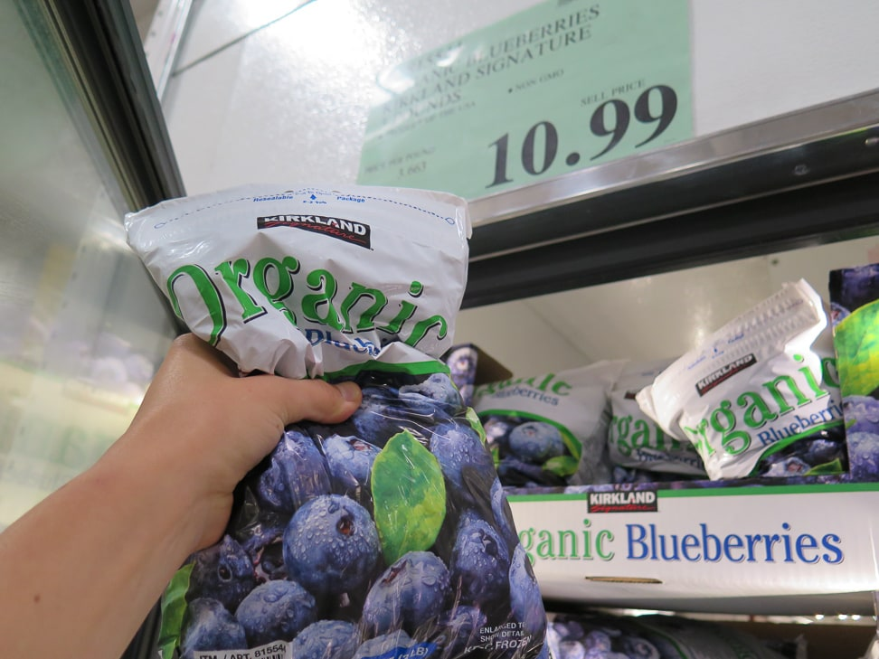 Frozen Tart Cherries Costco - 0425