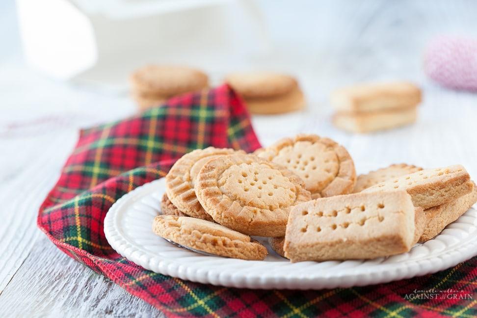 Shortbread Cookies-011