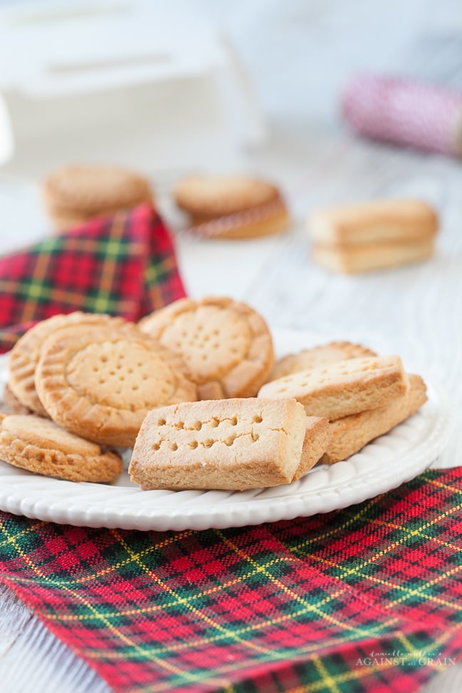 Shortbread Cookies-015