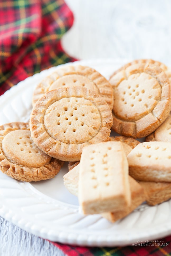 Shortbread Cookies Recipe — Dishmaps
