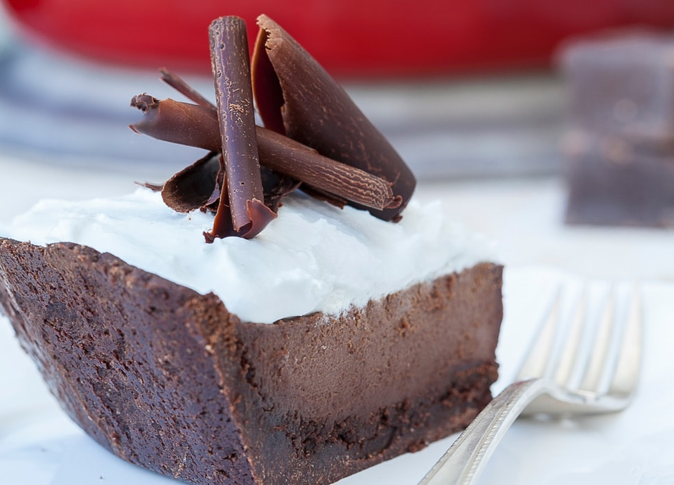 Gluten Free Chocolate Pudding Pie From The Against all Grain Cookbook by Danielle Walker