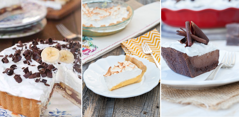 Pies from the Against all Grain Cookbook by Danielle Walker