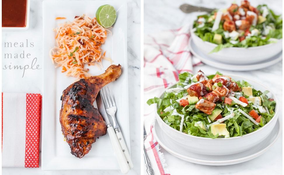 BBQ Chicken Stretch It 1