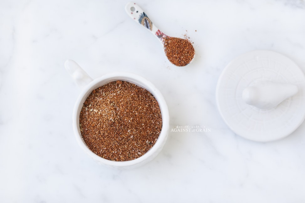 Paleo BBQ Rub Recipe from Meals Made Simple Cookbook | Danielle Walker's Against all Grain