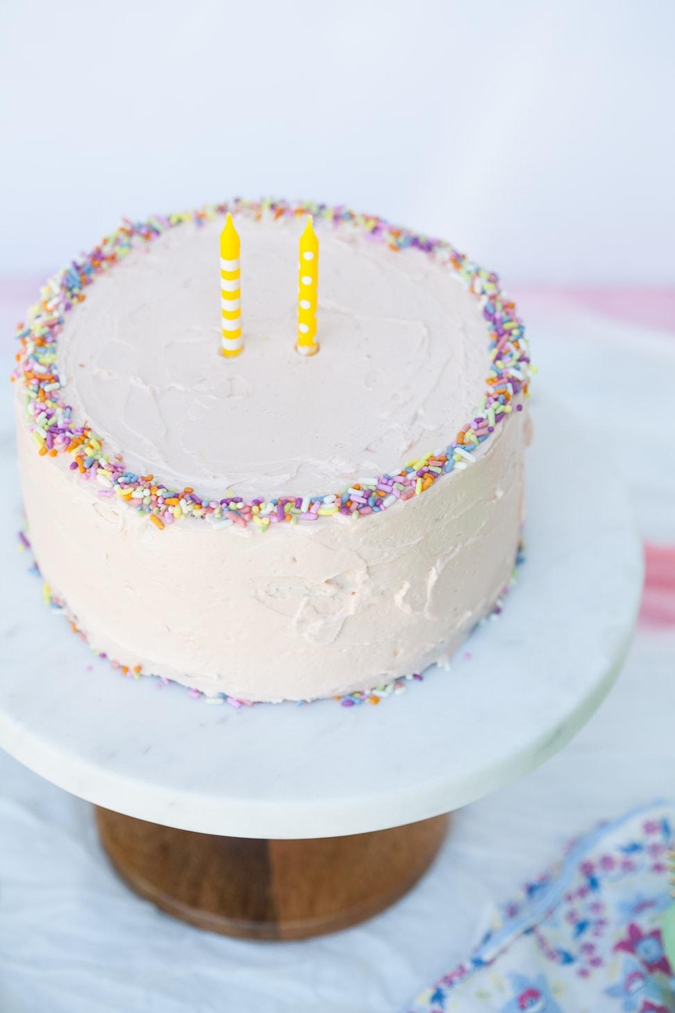 Grain-Free Birthday Cake | Danielle Walker's Against all Grain 2