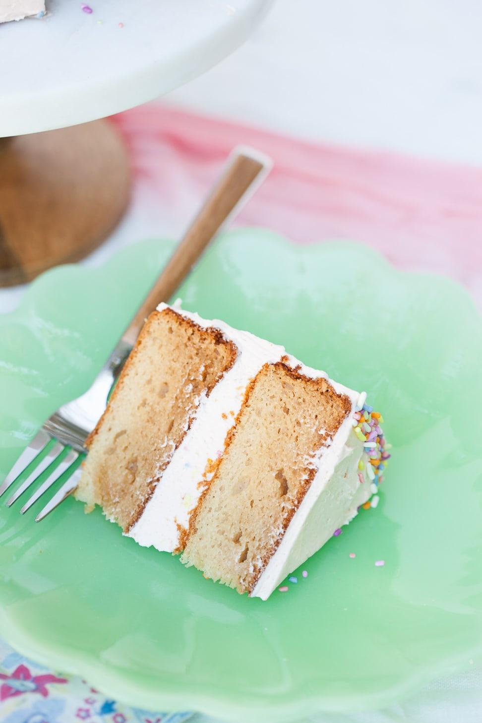 Grain-Free Birthday Cake | Danielle Walker's Against all Grain 5
