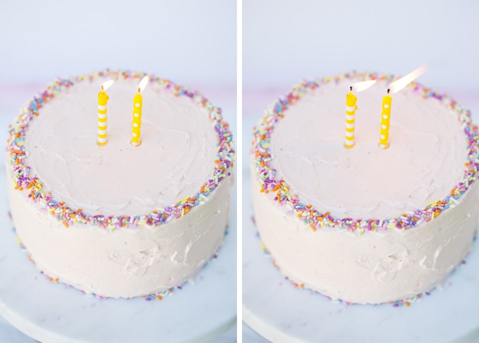 Grain-Free Birthday Cake | Danielle Walker's Against all Grain