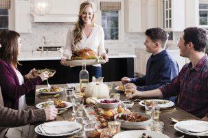 Celebrations Grain-Free Thanksgiving Timeline